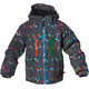 Isbjörn Kids Helicopter Winter Jacket PeaksGrey
